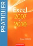 Roland Fontaine - Excel 2007 et 2010.