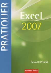 Roland Fontaine - Excel 2007.