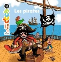 Roland Garrigue et Stéphanie Ledu - Les pirates.