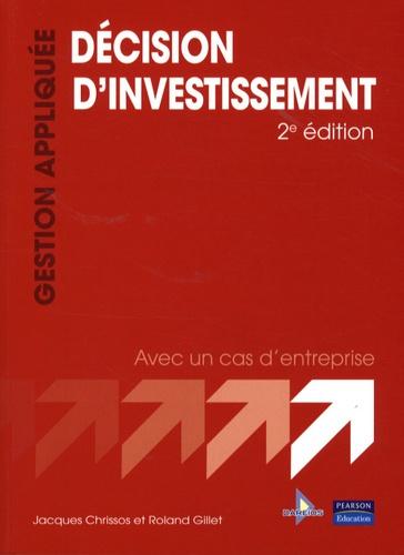 Décision d'investissement 2e édition