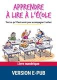 Roland Goigoux et Sylvie Cèbe - Apprendre à lire à l'école - Tout ce qu'il faut savoir pour accompagner l'enfant.