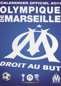 Roland Grunchec - Calendrier officiel 2011 Olympique de Marseille - Droit au but.