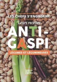 Roland Heguy et Pierre Gagnaire - Les chefs s'engagent - Leurs recettes anti-gaspi : légumes et légumineuses.
