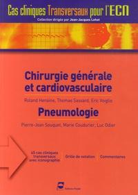 Roland Henaine et Thomas Sassard - Chirurgie générale et cardiovasculaire - Pneumologie.