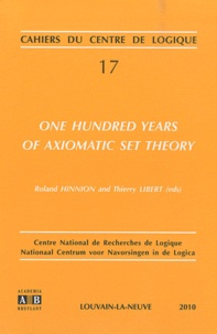 One Hundred Years of Axiomatic Set Theory.pdf