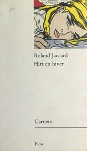 Roland Jaccard et Alain Veinstein - Flirt en hiver.