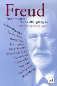Histoiresdenlire.be Freud - Jugements et témoignages Image