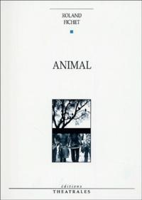 Roland jean Fichet - Animal.