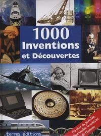 Roland Knauer et Kerstin Viering - Mille inventions et découvertes.