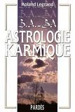 Roland Legrand - Astrologie karmique.