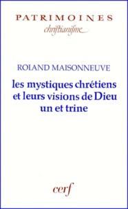 Roland Maisonneuve - .