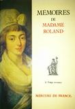 Roland - Mémoires.