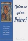 Roland Minnerath - Qu'est-ce qu'un prêtre ?.