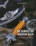 Roland Oberlé - Au service du troisième Reich - Les coiffes militaires et civiles, collection Eric Rayot.