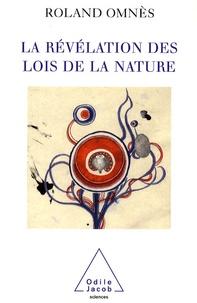 Goodtastepolice.fr La Révélation des lois de la nature Image