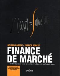 Deedr.fr Finance de marché - Instruments de base, produits dérivés, portefeuilles et risques Image