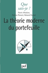 Roland Portait et Patrice Poncet - La théorie moderne du portefeuille.
