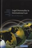 Roland Portmann - Legal Personality in International Law.