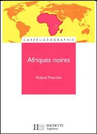Roland Pourtier - .