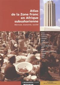 Atlas de la Zone Franc en Afrique Subsaharienne - Monnaie, économie, société.pdf
