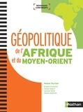 Roland Pourtier - Géopolitique de l'Afrique et du Moyen-Orient.