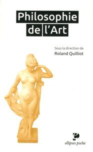 Roland Quilliot - Philosophie de l'art.