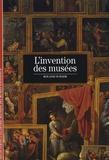 Roland Schaer - L'invention des musées.