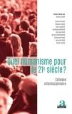 Roland Techou - Quel humanisme pour le 21e siècle? - Colloque interdisciplinaire.