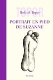 Roland Topor - Portrait en pied de Suzanne.