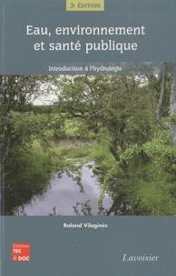 Eau, environnement et santé publique - Introduction à lhydrologie.pdf