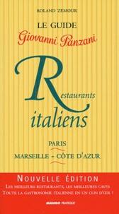 Roland Zemour - Restaurants italiens Paris-Marseille-Côte d'Azur.