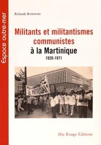 Histoiresdenlire.be Militants et militantismes communistes à la Martinique (1920-1971) - Identification, forme et implication Image
