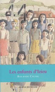 Histoiresdenlire.be Les enfants d'Izieu Image