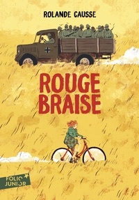 Rolande Causse - Rouge Braise.