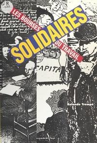 Rolande Trempé - Solidaires - Les Bourses du travail.