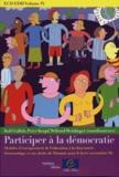 Rolf Gollob et Peter Krapf - Participer à la démocratie - Modules d'ECD/EDH pour le lycée (secondaire II).