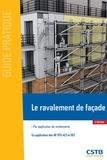 Rolland Cresson et François Virolleaud - Le ravalement de façade par application de revêtement - En application des NF DTU 42.1 et 59.1.