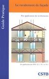 Rolland Cresson et Elisabeth Moore - Le ravalement de façade - Par application de revêtements.