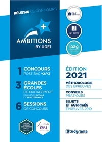 Roly Aknin - Réussir le concours Ambitions+.