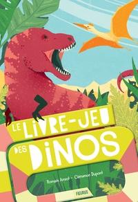 Lire et télécharger des livres gratuitement en ligne Le livre-jeu des dinos iBook CHM MOBI 9782215168775 en francais