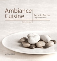 Romain Barthe et Delphine Barthe - Ambiance cuisine.
