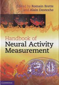 Romain Brette et Alain Destexhe - Handbook of Neural Activity Measurement.