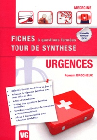 Romain Brocheux - Urgences.