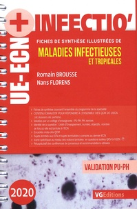 Romain Brousse et Nans Florens - Maladies infectieuses et tropicales - Validation PU-PH.
