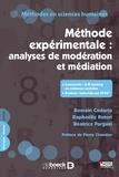 Romain Cadario et Raphaëlle Butori - Méthode expérimentale : analyses de modération et médiation.
