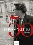 Romain Chetaille - 50 Personnalités de demain.
