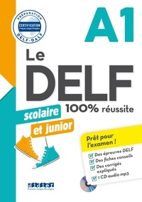 Téléchargement gratuit de livres audio de motivation Le DELF scolaire et junior A1 9782278090761