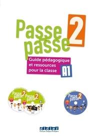 Ebook deutsch télécharger Passe - passe niv. 2 - Guide pédagogique + 2 CD MP3 + DVD (French Edition) par Romain Chrétien, Marion Meynadier, Laurent Pozzana  9782278087501