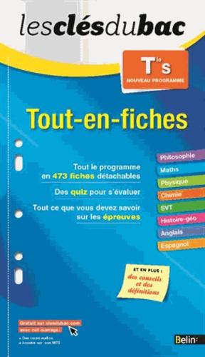 Romain Couderc et Roxane Duroux - Tout-en-fiches Tle S.