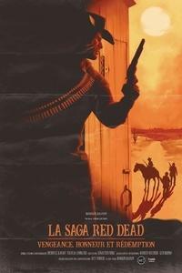 Romain Dasnoy - La saga Red Dead - Vengeance, honneur et rédemption.